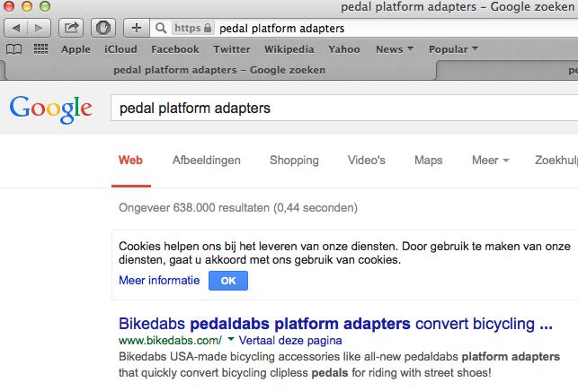 safari_pedal_platform_adapters_-_Google_zoeken