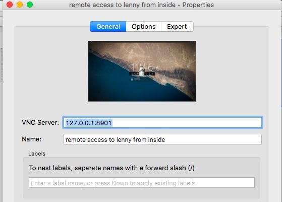 Enabling remote desktop acces to POP_OS from Mac OS – Bernard Tyers